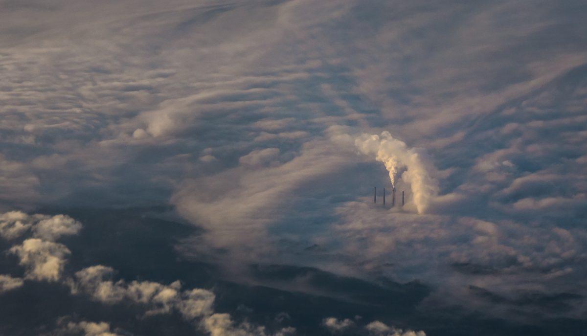 Horacio Guerra Marroquín - Polución del medio ambiente